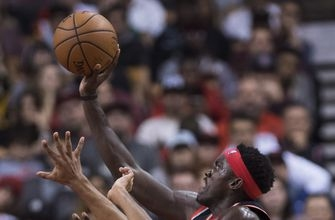 Pascal Siakam scores 23 as Raptors beat Knicks 128-112