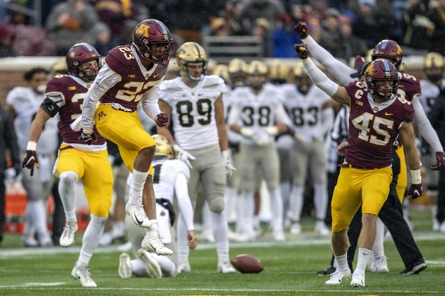 Minnesota 41, Purdue football 10   5 takeaways