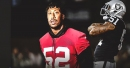 Falcons' Bruce Irvin throws shade at Raiders after first practice with Atlanta