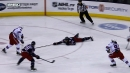 Buchnevich's toe drag opens up Zibanejad for beautiful goal