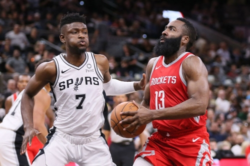 Game thread: Rockets vs. Spurs