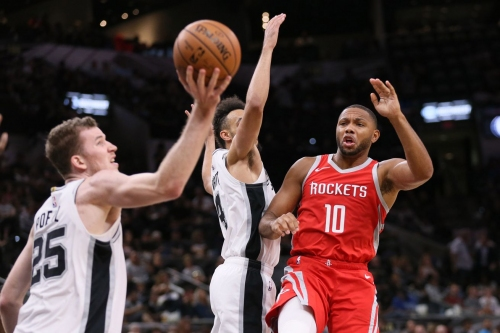 Spurs vs. Rockets Game Thread