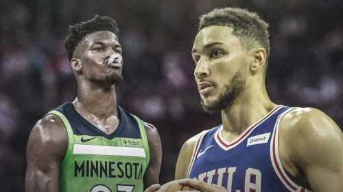Ben Simmons talked to Jimmy Butler after Sixers' blockbuster deal