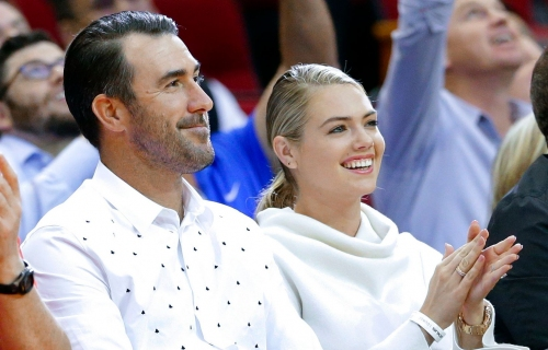 Kate Upton, Justin Verlander welcome first child – it's a girl!