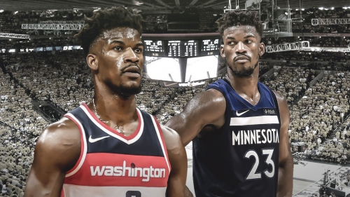 Wizards were heavily talked about amidst Jimmy Butler rumors