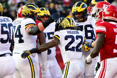 Michigan football keeps focus, control of Big Ten East at Rutgers