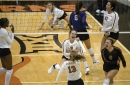 Longhorns volleyball team clinches at least share of Big 12 title