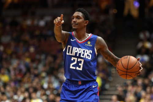 Lou Williams a natural in the clutch for Clippers