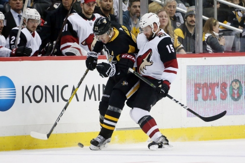 Penguins/Coyotes Recap: DeSmith shuts out Arizona as Pens break losing streak