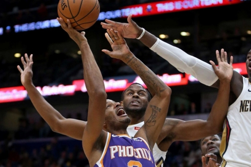 Recap:Poor shooting Suns fall to Pelicans 119-99