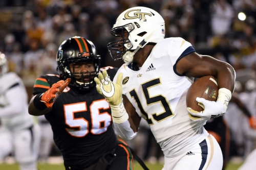 Miami Hurricanes Football: Three Stars From the Georgia Tech Game