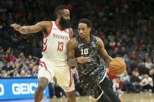 San Antonio vs. Houston, Final Score: Spurs toughen up for 96-89 win over Rockets