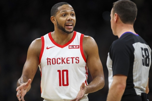 Rockets still can't shoot, fall to Spurs 96-89