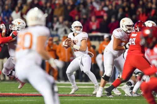 5 takeaways from No. 19 Texas' 41-34 win overTexas Tech: Late TD propels Longhorns after squandering big lead