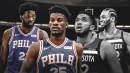 Sixers' Joel Embiid gets promising words from Karl-Anthony Towns, Andrew Wiggins about Jimmy Butler