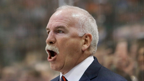 Joel Quenneville ready, willing to coach again as early as this season