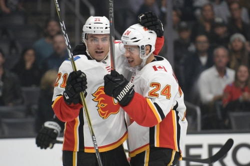 Rate the Flames (1) at Kings (0): Big Save Dave