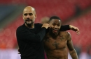 Pep Guardiola describes what Raheem Sterling is really like after 'unfair treatment' of Man City forward