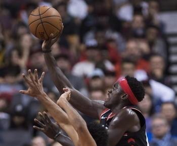 NBA roundup: Pascal Siakam scores 23 as Raptors beat Knicks 128-112