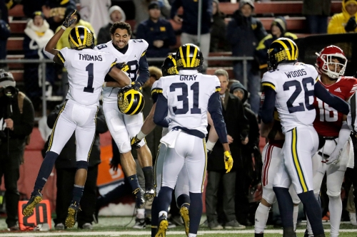 Bo Schembechler would be proud of this 2018 Michigan football team