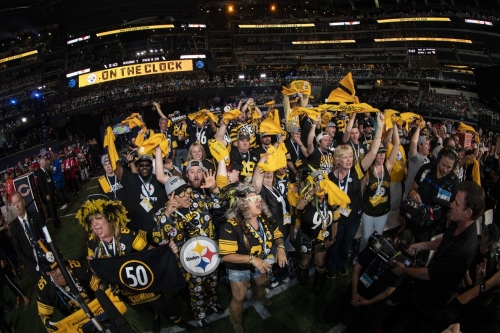 Distribution Map: Check out which games you'll get to see after the Steelers' TNF game