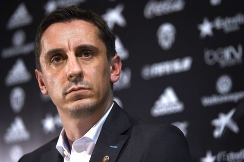 Shock Liverpool FC claim made by Gary Neville ahead of Manchester derby