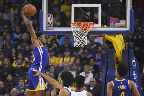 Three Big Things: Kevin Durant and Quinn Cook step up in Warriors' win