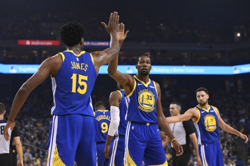 Kurtenbach: What we learned in the Warriors' bounce-back win over the Nets