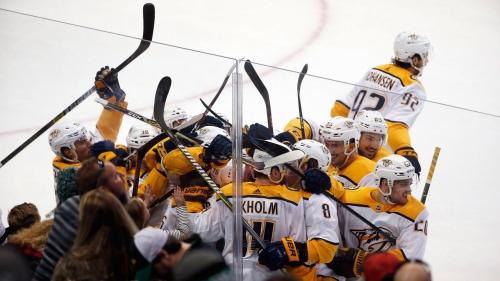 5 things we learned in the NHL: Predators earn road-warrior status
