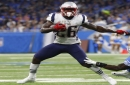 Sony Michel expected to play, Shaq Mason out for New England Patriots at Tennessee Titans