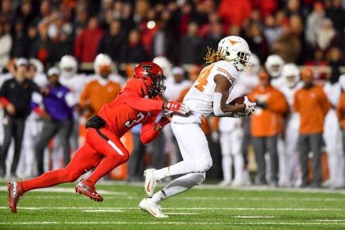LISTEN: Longhorns Unfiltered breaks down LJH's big catch, Texas' monster win