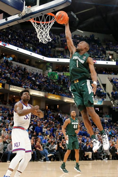Michigan State basketball vs. Florida Gulf Coast: Time, TV, game info