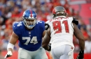 Former Giants in the news: Ereck Flowers to start for Jags, Davis Webb added to Jets' active roster