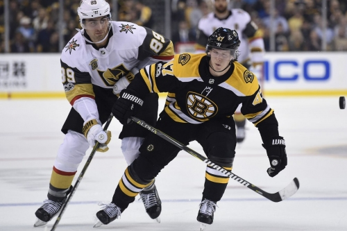 Complete Coverage: Las Vegas Golden Knights at Boston Bruins, 11/11