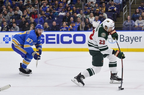 Wild at Blues Game Preview: Are the Blues actually good?