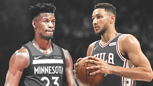 Ben Simmons isn't worried about Jimmy Butler hurting his game