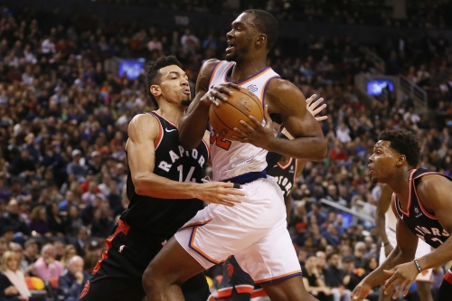 Raptors 128, Knicks 112: 'Defensively, they are so bad'