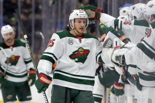 Wilderness Walk: Wild off, but busy Saturday of hockey to recap