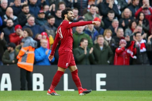The magical 14 seconds which showed Liverpool FC's Mohamed Salah is back