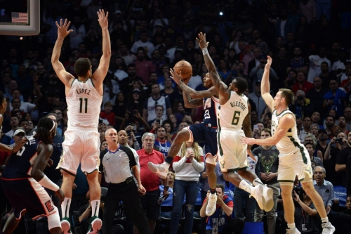 Milwaukee vs. Los Angeles: Bucks Get Clipped in OT