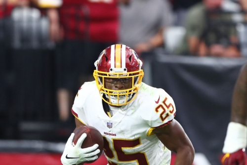 Washington Redskins vs Tampa Bay Buccaneerss Inactives: Thompson, Crowder. Williams, Dunbar OUT
