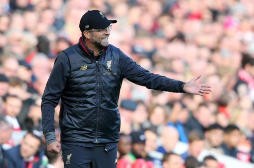 We were lucky admits Liverpool FC boss after Fulham victory
