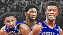 Will Jimmy Butler have beef with Joel Embiid or Ben Simmons?