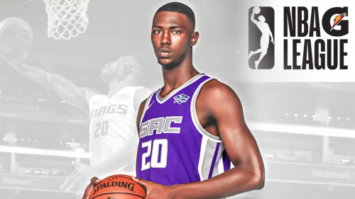Kings' Harry Giles reacts to G League assignment