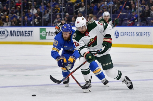 Wild at Blues GameDay Thread