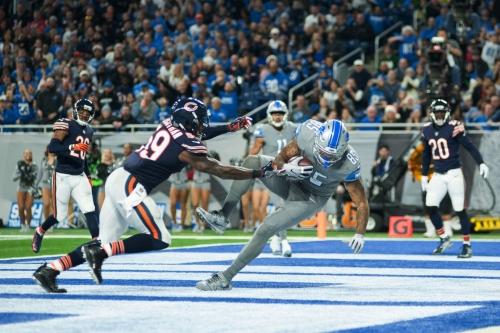 NFL Week 10 morning games open thread