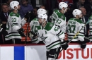 Alex Radulov and Brett Ritchie Practicing, Stars Make Trade, and More Roster Moves