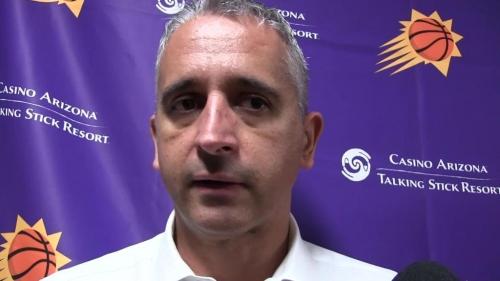 Phoenix Suns coach Igor Kokoskov breaks down 20-point loss to New Orleans Pelicans