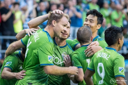Chad Marshall makes 4th MLS Best XI
