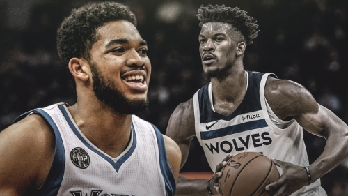 Karl-Anthony Towns says Jimmy Butler situation didn't affect Timberwolves on the court
